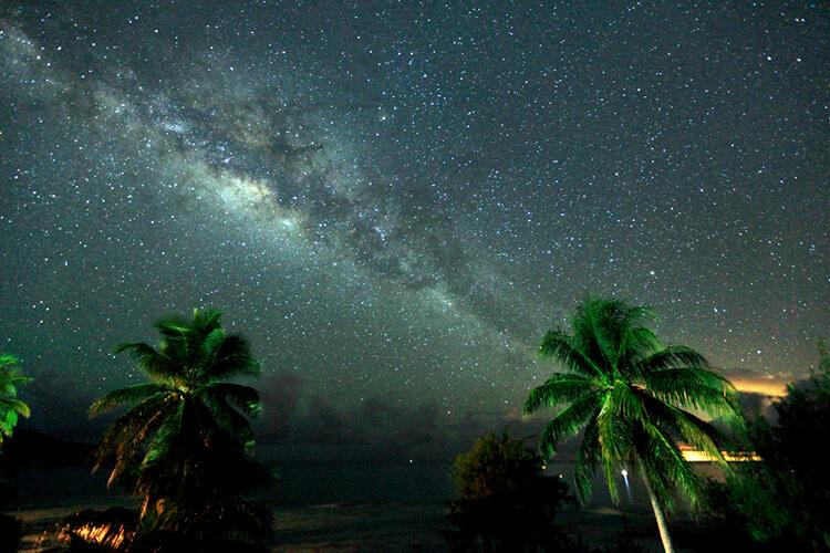 「ロタ島 星空」の画像検索結果